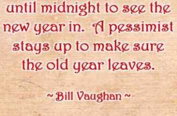 Bill Vaughan Quotation