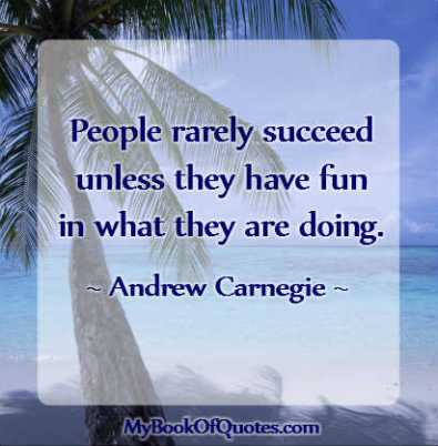 Andrew Carnegie Quotes About Business