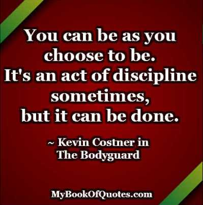 Kevin Costner Quotes Bodyguard