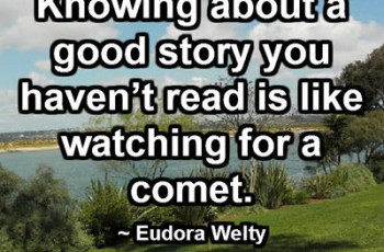 watching for a comet