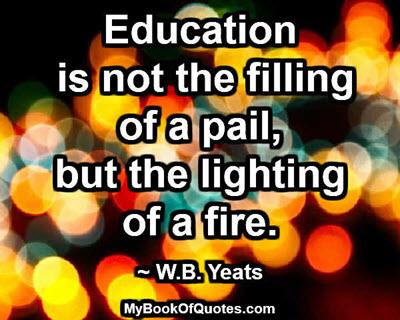 Lighting of a fire