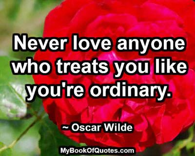 Never-love-anyone