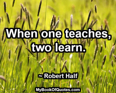 when-one-teaches