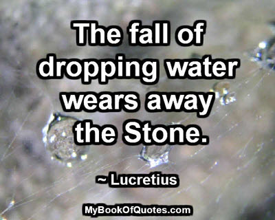 dropping-water