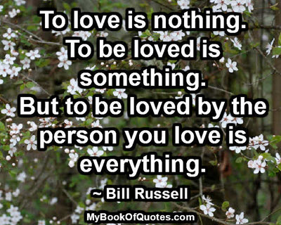 to-love-is-nothing