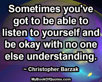 listen-to-yourself