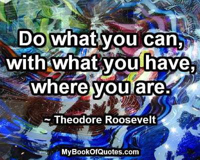 do_what_you_can