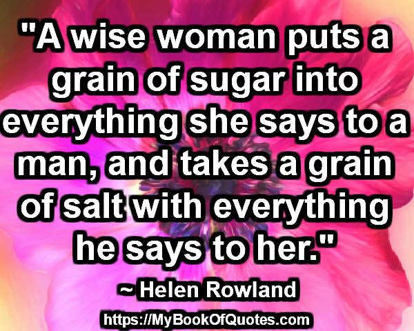 grain of sugar