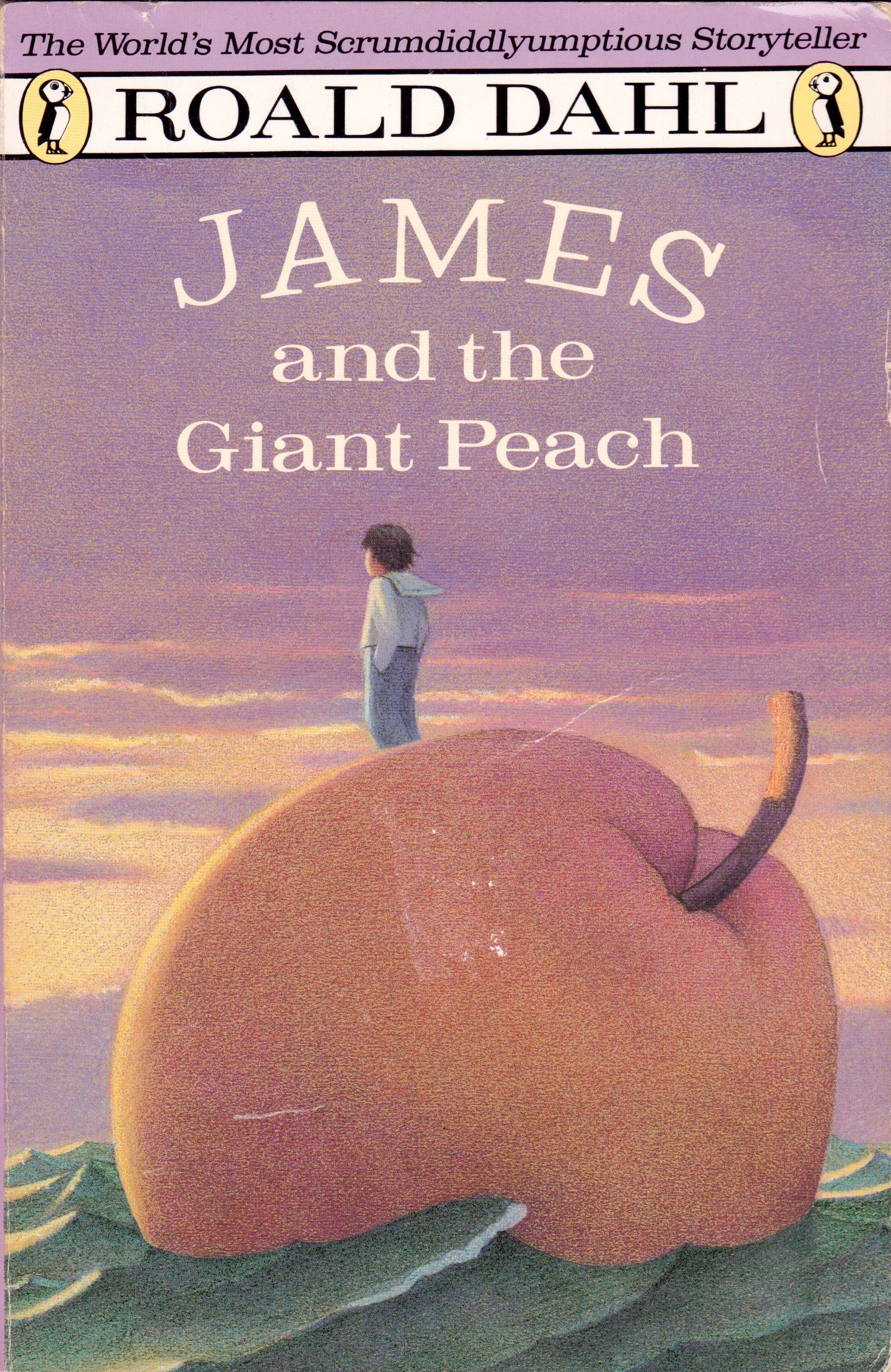 Anyone Else Grow Up With James And The Giant Peach Nostalgia