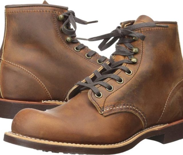 These Work Boots From Red Wing Are Our Absolute Favorites For Best Soft Toe Boots For The Year They Are Amazingly Good Looking And Elegant