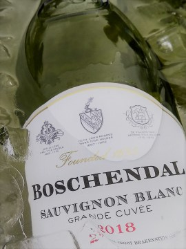 Boschendal Sauvignon release at this years Franschhoek Uncorked.