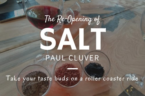 menu at salt paul cluver