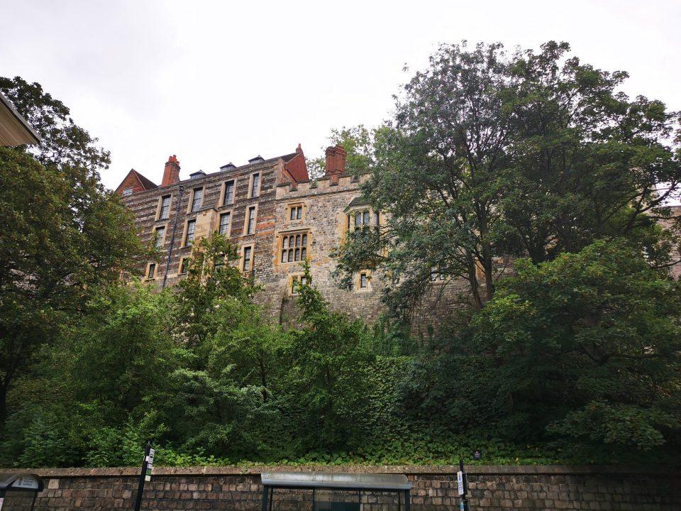 a piece of windsor castle