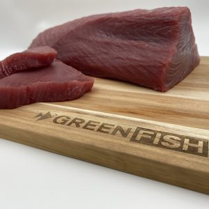 green fish tuna