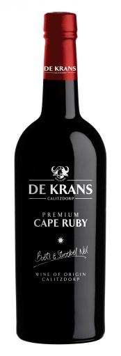 Premium Cape Ruby De Krans