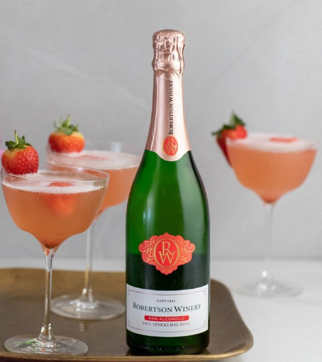 Robertson Winery Dry Sparkling Pink