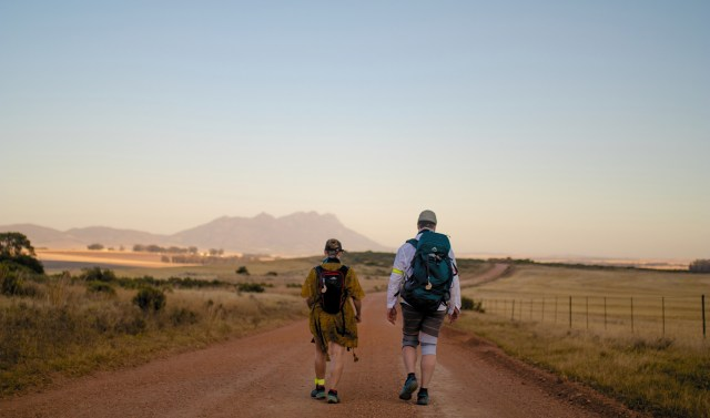 Two-day hike in the Swartland In Aid of StreetSmart SA