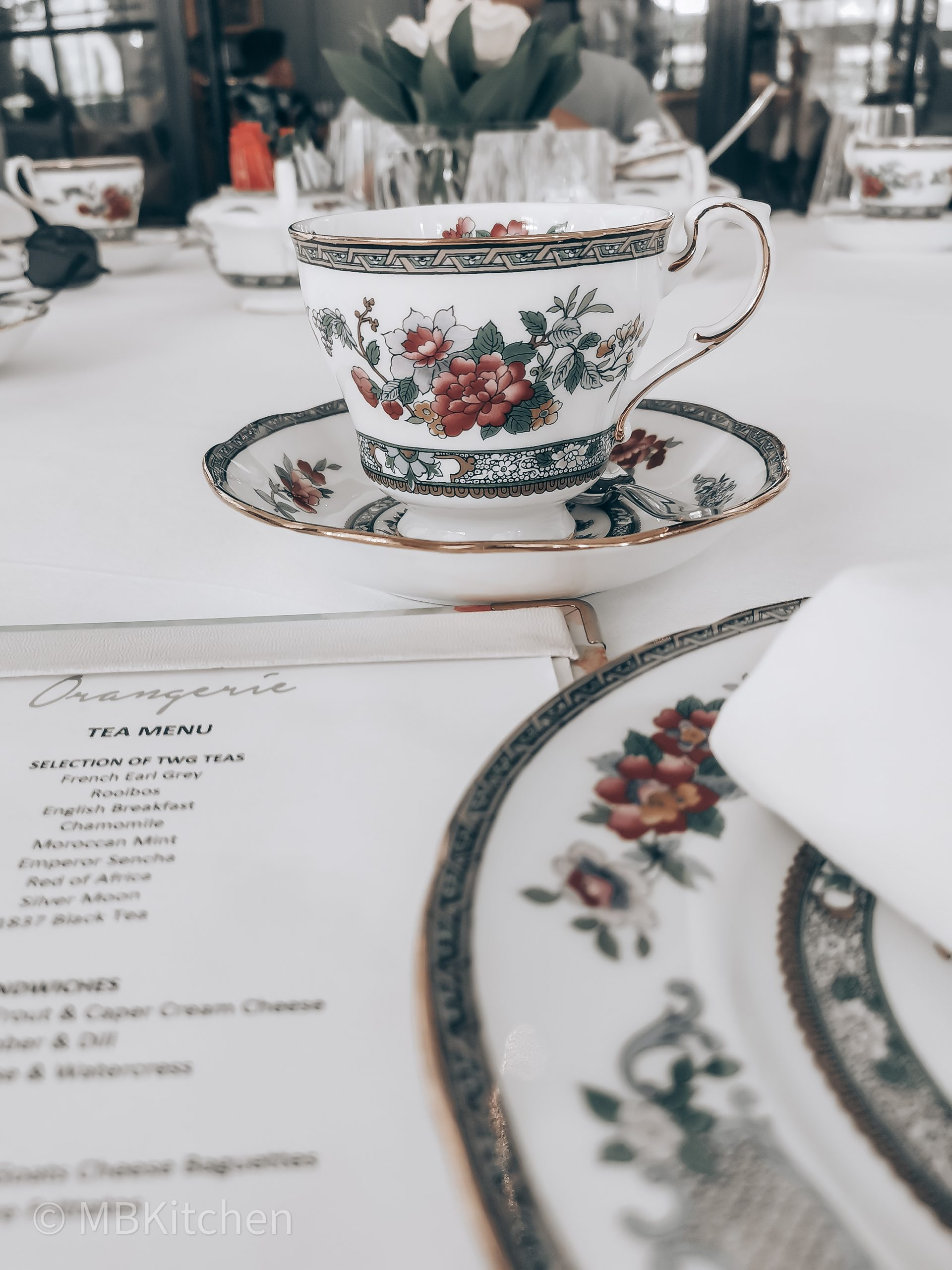 le lude high tea in the franschhoek wine valley