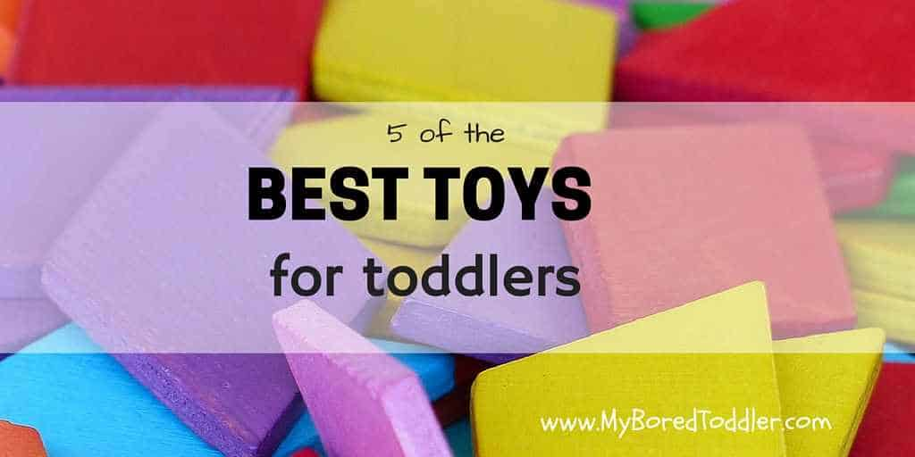 5 boredom busting Christmas gifts for toddlers