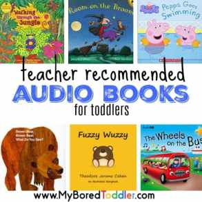 audio books audiobooks for toddlers and preschoolers talking books books on tape