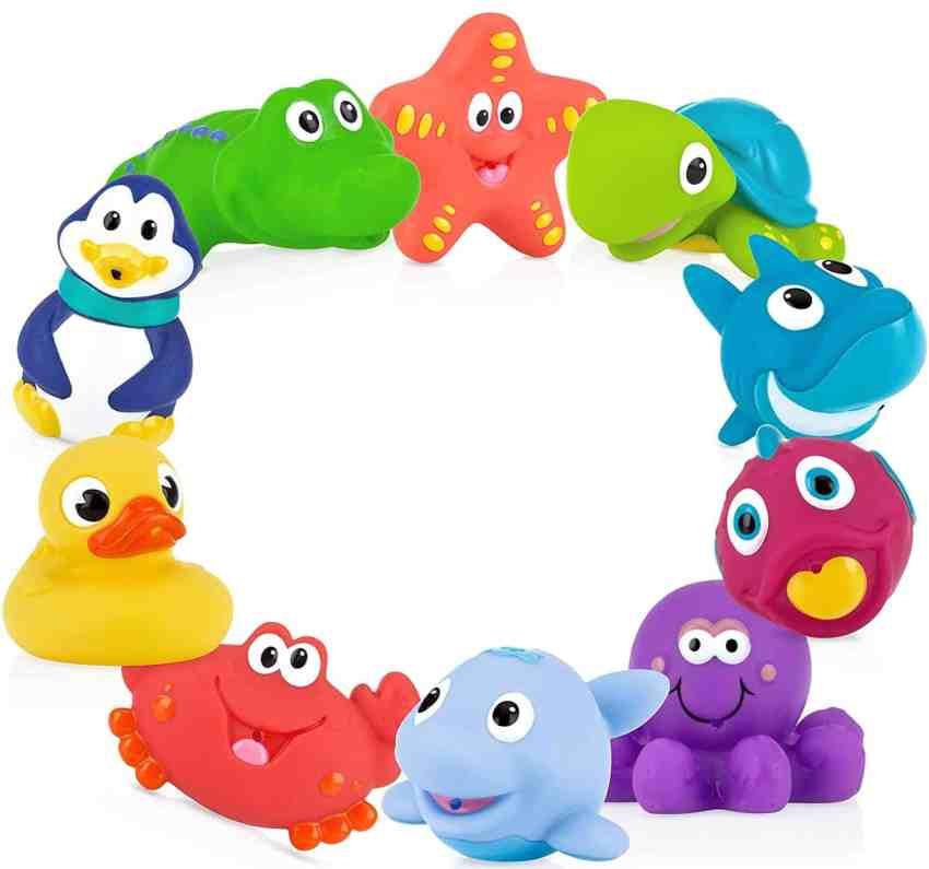 bath squirty toys