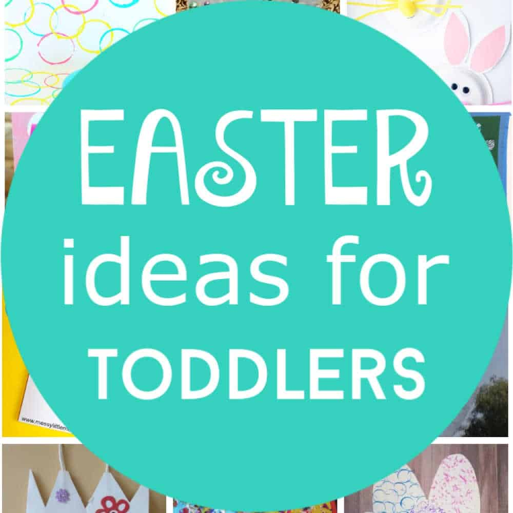 Easter ideas for toddlers – Crafts and Activities