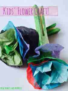 toddler fun friday spring flowers