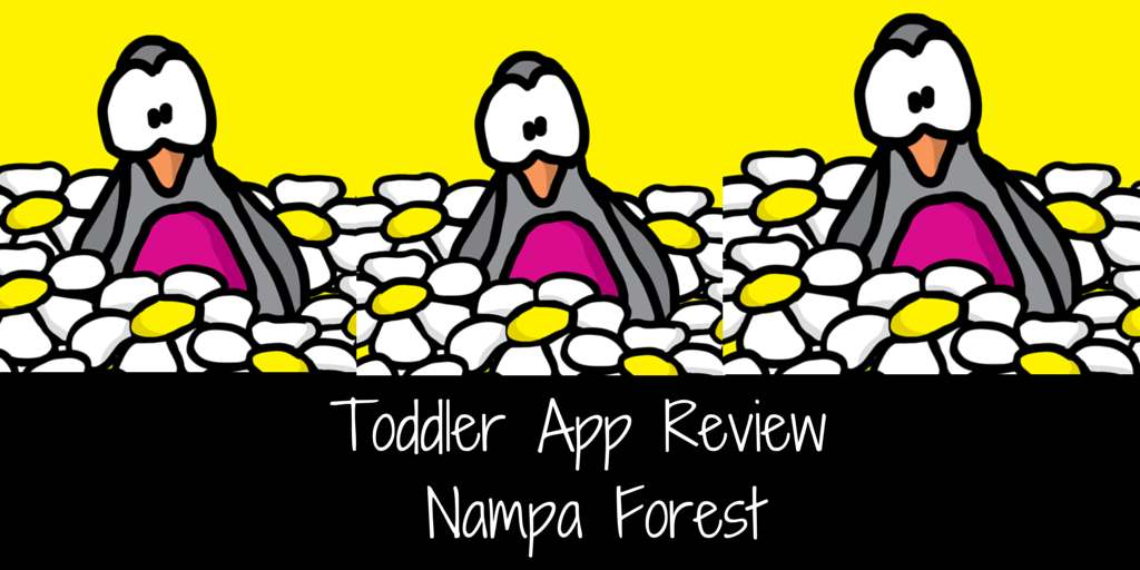 Toddler App Review – Nampa Forest