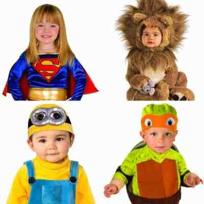 Halloween costumes for toddlers 3