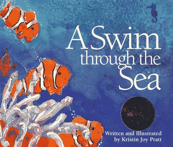 a swim through the sea best books for toddlers underwater