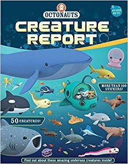the octonauts creature report