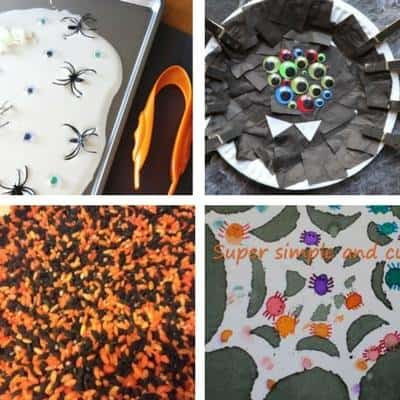 Halloween Crafts for Toddlers image 1