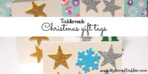 christmas craft for toddlers gift tags 2