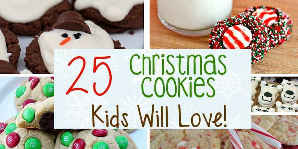 Christmas Cookies Kids Will Love My Bored Toddler
