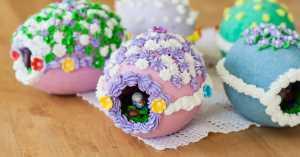 peek a boo eggs
