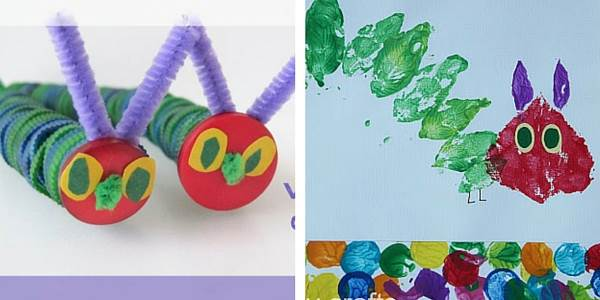 The Very Hungry Caterpillar Activities for Toddlers 7
