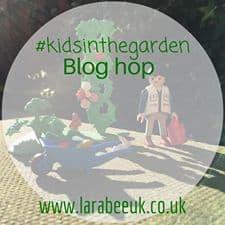 kids in the garden blog hop