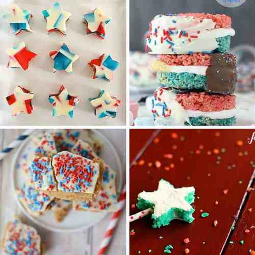 red white and blue sweets and treats 2
