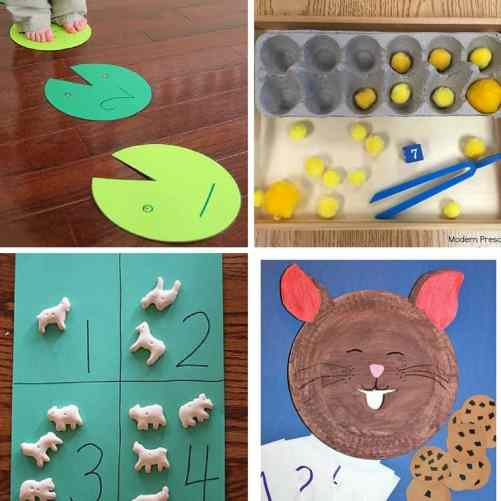 Toddler Counting Activities 4