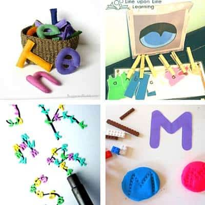 ABC Activities For Toddlers - 2a