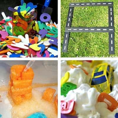ABC Activities For Toddlers - 6a