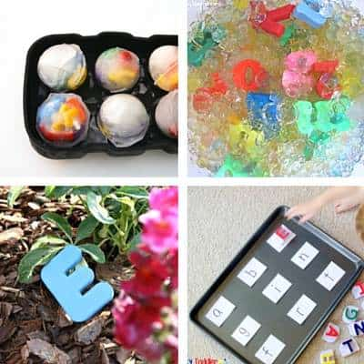 ABC Activities For Toddlers - 8a