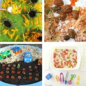 autumn and fall sensory play for toddlers image 13