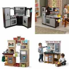 Toddler Play Kitchens Kitchen Island Casters Best For Toddlers My Bored 1 To 4