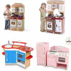 Toddler Play Kitchens Delta Pull Down Kitchen Faucet Best For Toddlers My Bored 17 To 20