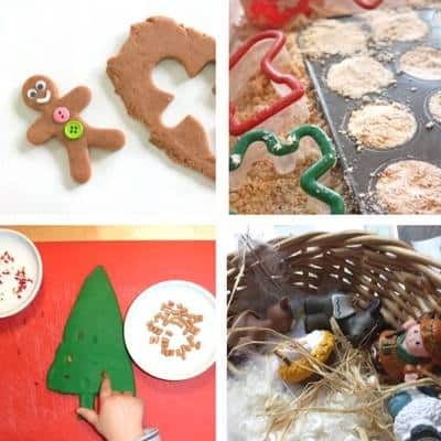Christmas sensory play ideas for toddlers 5