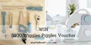 Win a Wiggles Piggles Gift Voucher
