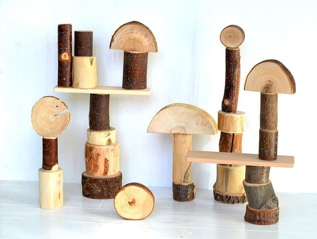 wooden toys for toddlers - waldrof
