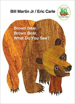 brown bear brown bear what do you see book for toddlers board book