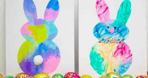 easy Easter bunny activity for toddlers feature
